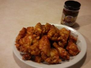 Tasty Jalapeno Wings